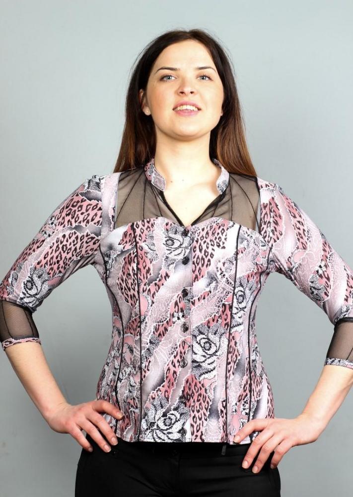 Блузка Дорис 3-4 фото
