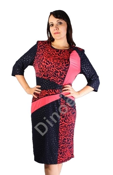 Платье 345_P фото
