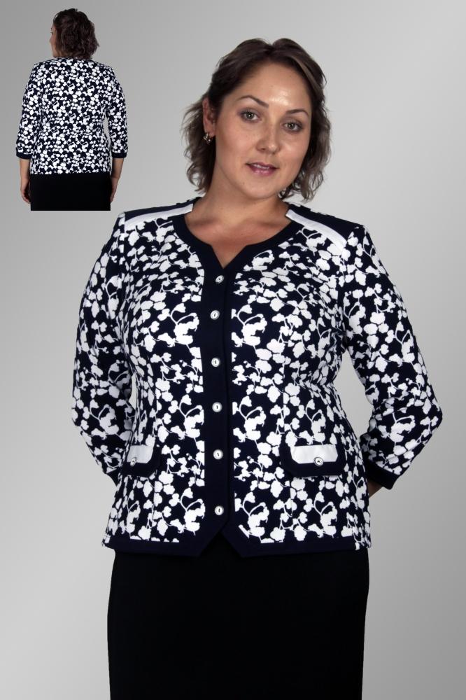 Блузка Адель 1-1 фото