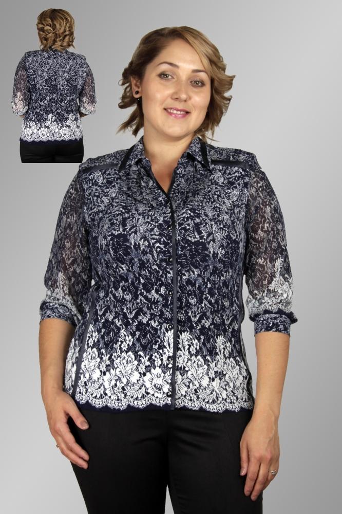 Блузка Лика 2-6 фото