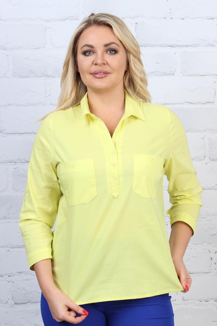 Блузка Бренда 4а-11 фото