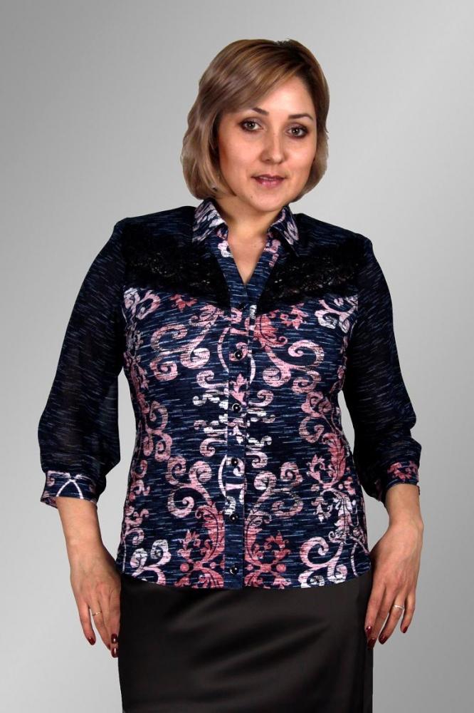 Блузка Томилла 1-1 фото