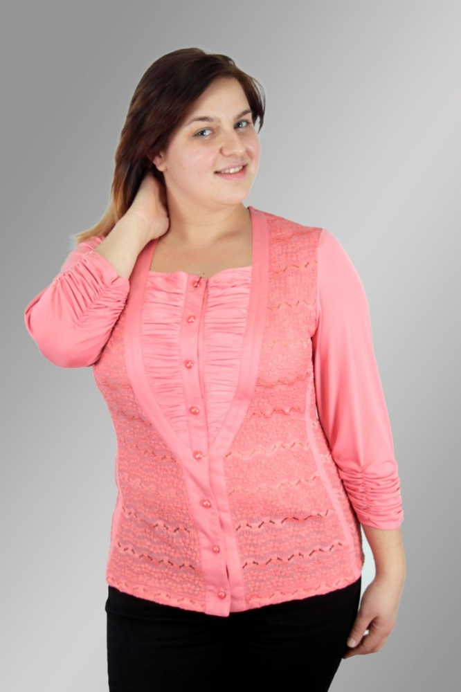 Блузка Аманда 5-2 фото