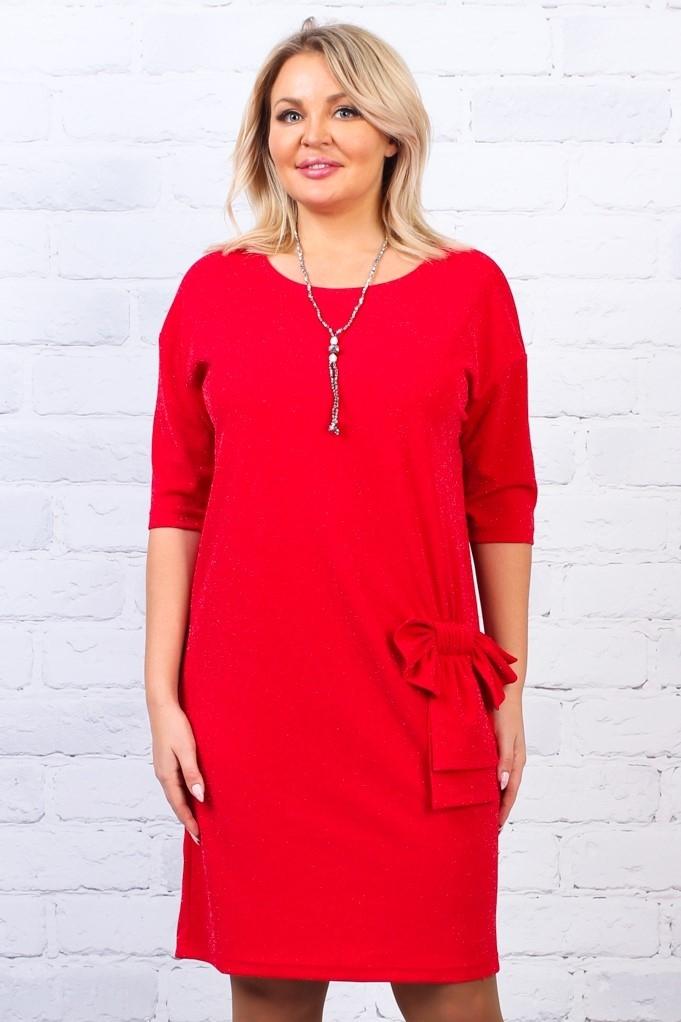 Платье трикотажное Таис 1-4 фото