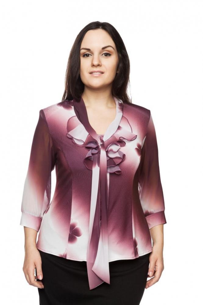 Блузка Кейт 6-3 фото