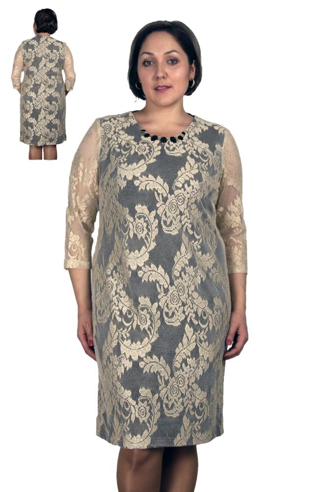 Платье Голди 1-3 фото