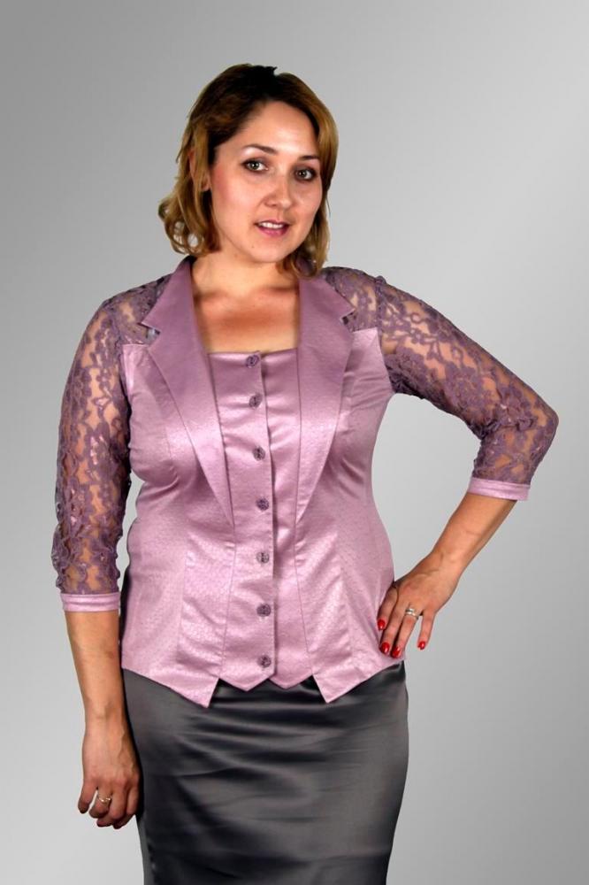 Блузка Иллария 1-2 фото