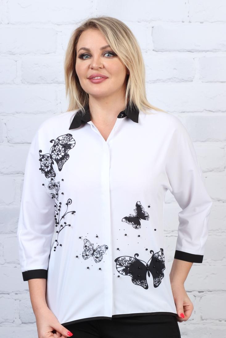 Блузка Грета 2-1 фото