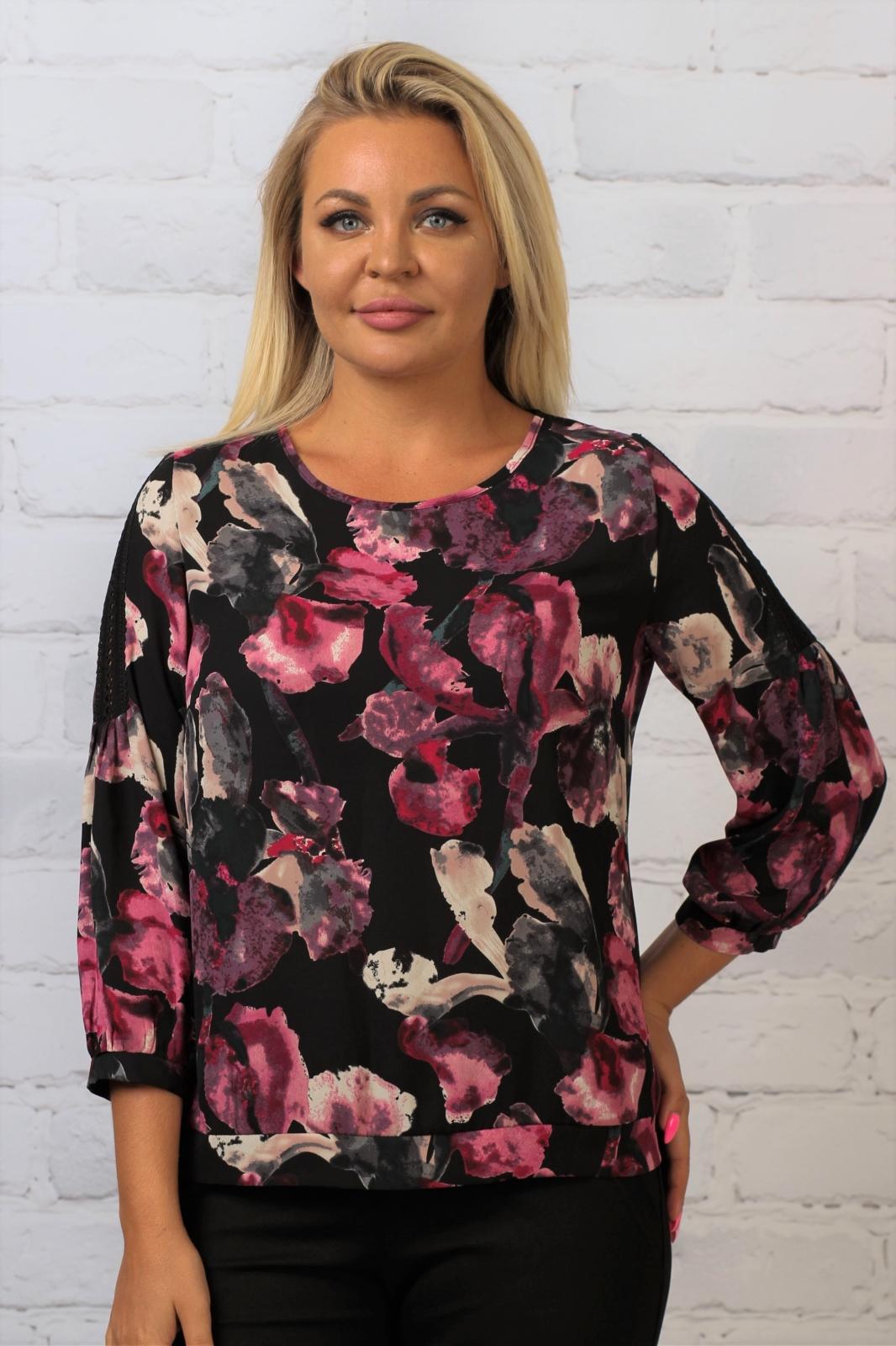 Блузка Римма 1-4 фото