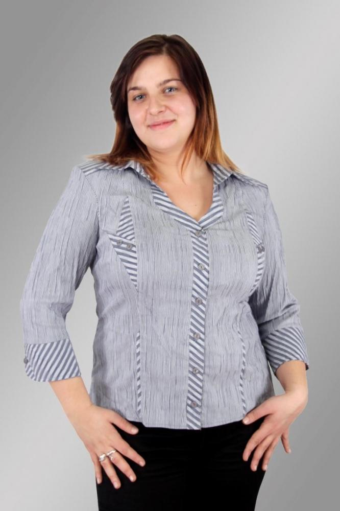 Блузка Симона 2-1 фото