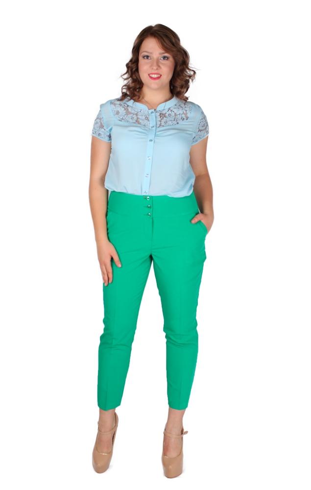 брюки семь восьмых фото женские на полных абсолютно вкусные