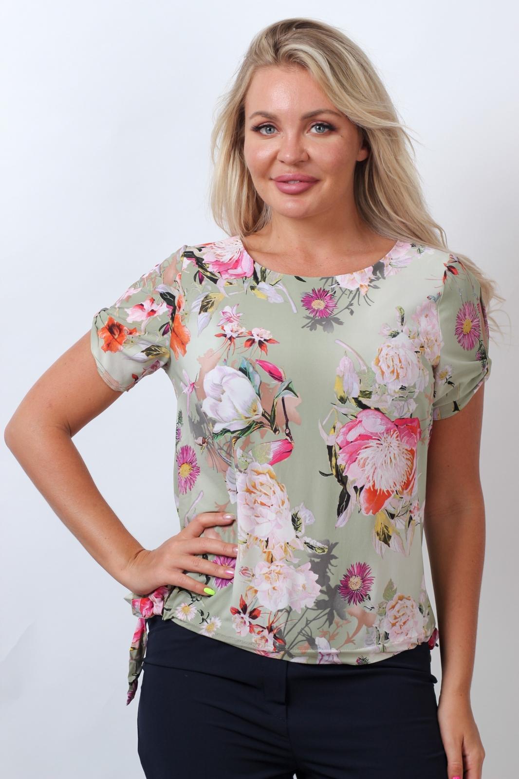 Блузка Милена 1к-6 фото