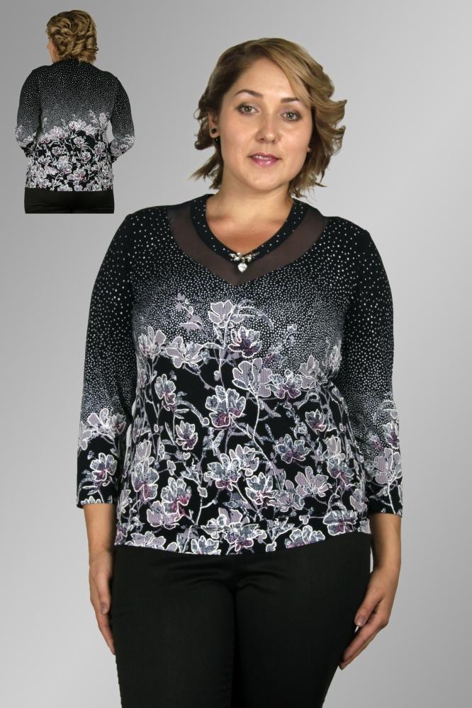 Блузка Эстель 1-1 фото