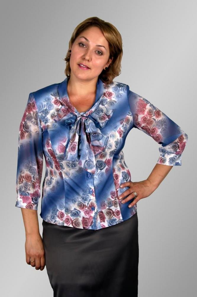 Блузка Кейт 6-4 фото