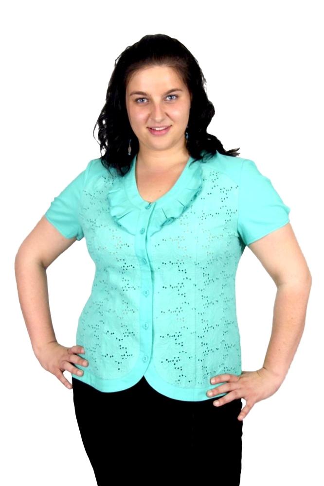 Блузка Анжелика 6к-1 фото