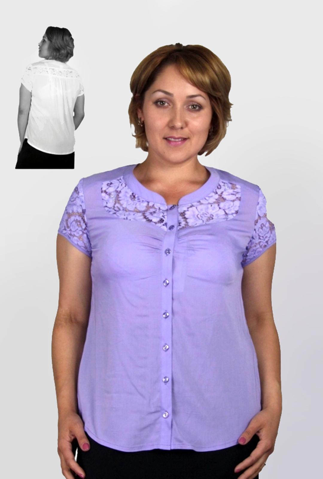 Блузка Палермо 1к-8 фото