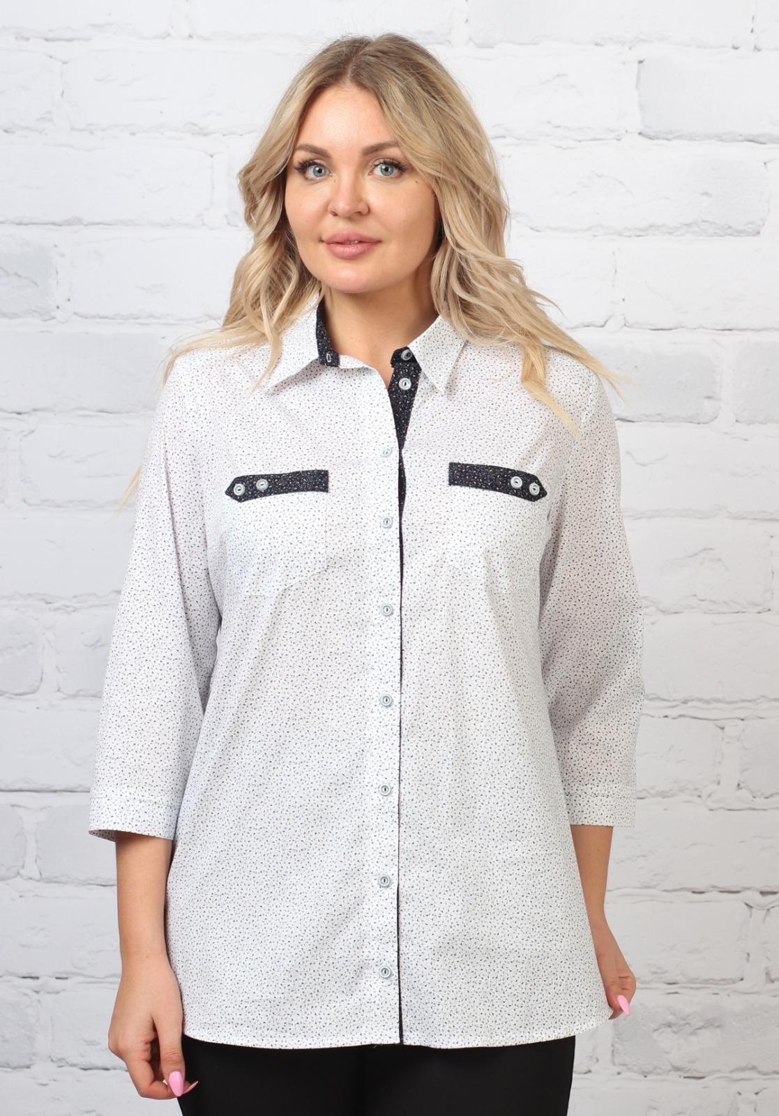 Рубашка Рита 3-10 фото