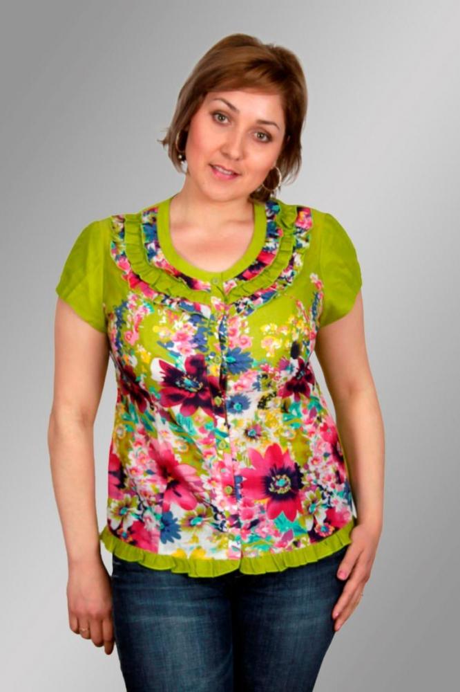 Блузка Шанель 4к-2 фото