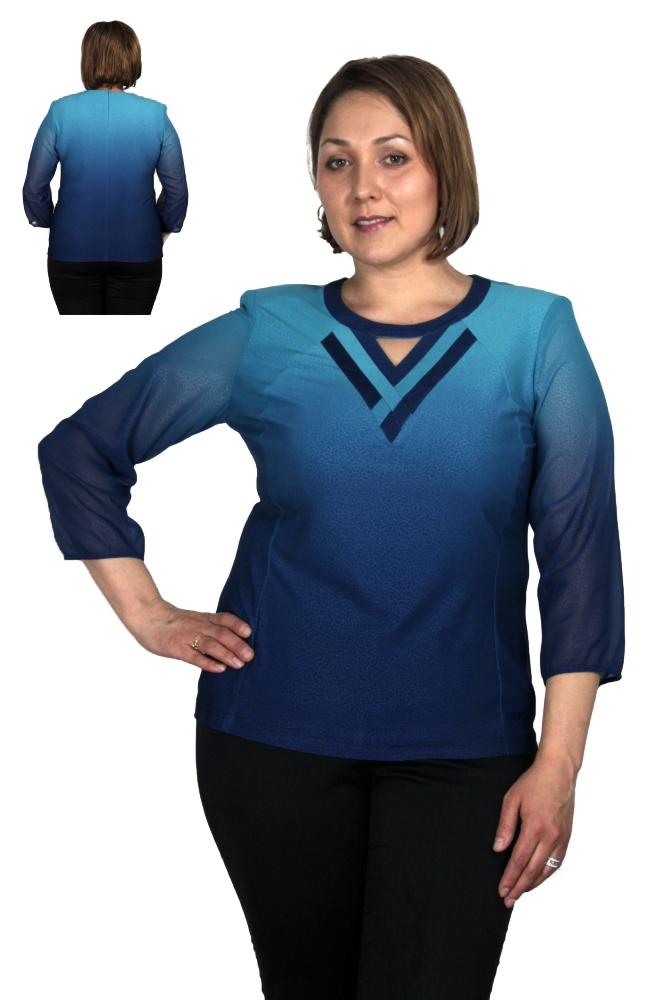 Блузка Клер 1-2 фото