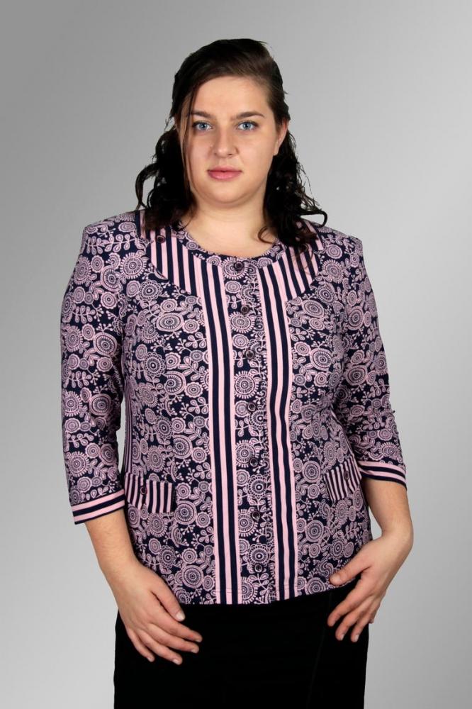 Блузка Мимоза 1-2 фото