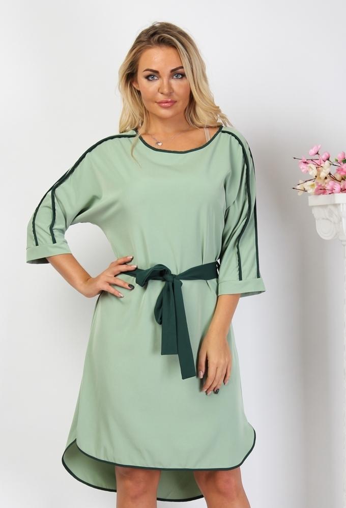 Платье из стрейча 158_PF фото