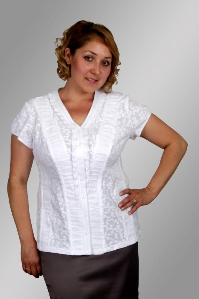Блузка Фрезия 1к-2 фото
