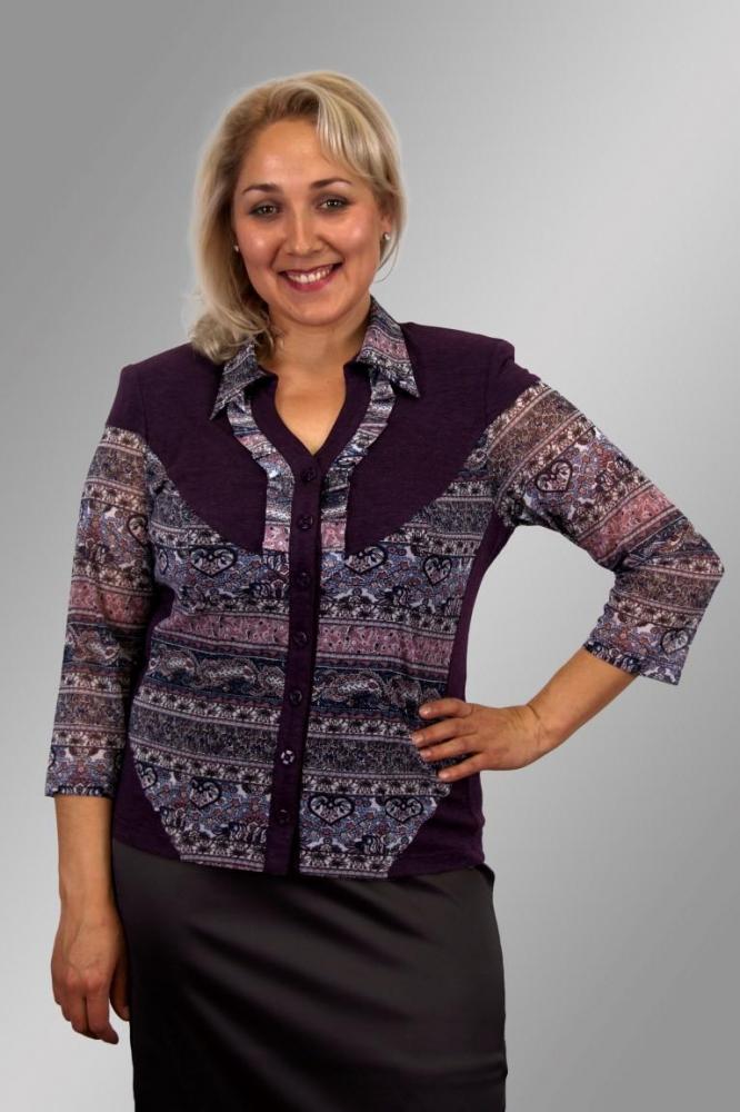 Блузка Руби 1-2 фото