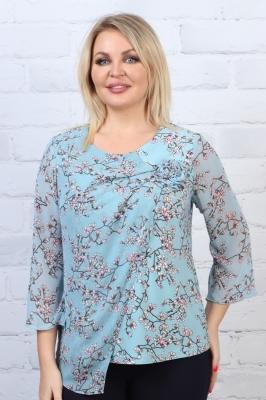 Блузка Люсьен 1-2 фото