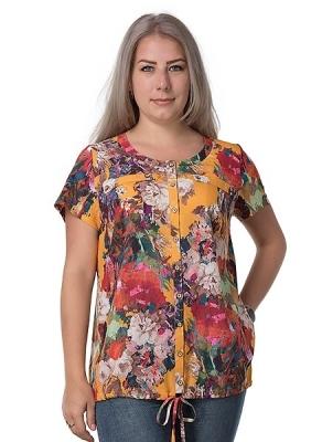 Блузка летняя Мальта 2к-13 фото