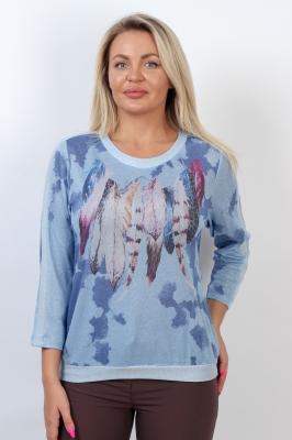Блузка Нинель 2-2 фото
