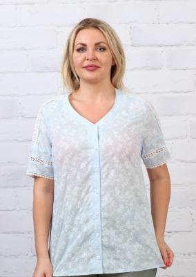 Блузка Кармен 1к-2 фото