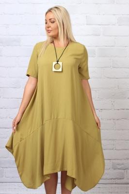 Платье из крепа 224_PO фото