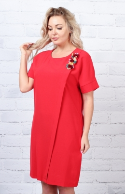 Платье из стрейча 187_PR фото