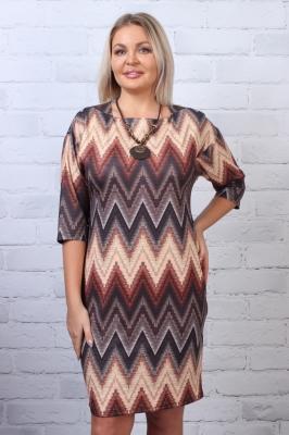 Платье трикотажное Сюита 1-7 фото