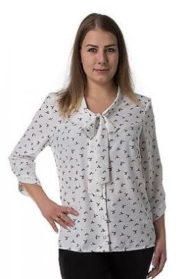 Блузка Юстина 1-12 фото