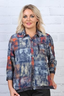 Блузка Вики 1-1 фото