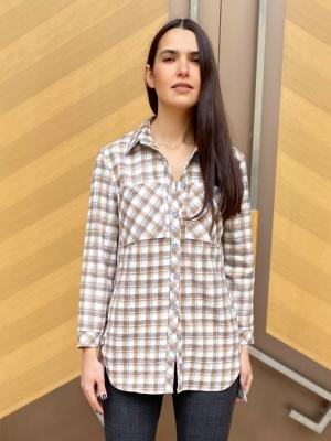 Блузка Равена 1-3 фото
