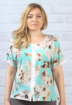 Блузка Леся 1к-2 фото