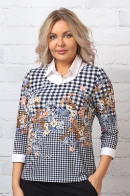 Блузка Зося 1-1 фото