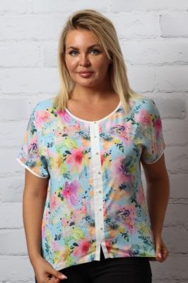 Блузка Леся 1к-5 фото
