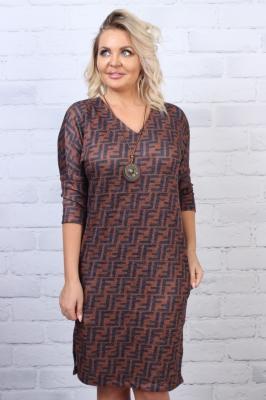 Платье 521__BR фото