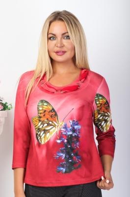 Блузка Карла 2-1 фото