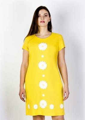 Платье лён Кэрол 1к-3 фото