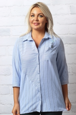 Блузка Сьюзи 2-1 фото