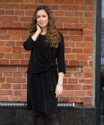 Платье трикотажное Виолет 1-3 фото