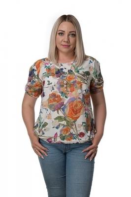 Блузка Милена 1к-16 фото