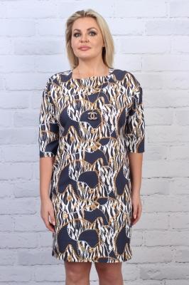 Платье трикотажное Сюита 1-15  фото