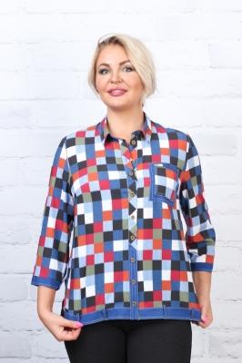 Блузка Вики 1-2 фото