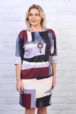Платье трикотажное Сюита 1-14 фото
