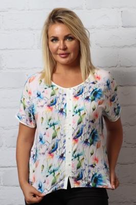 Блузка Леся 1к-6 фото